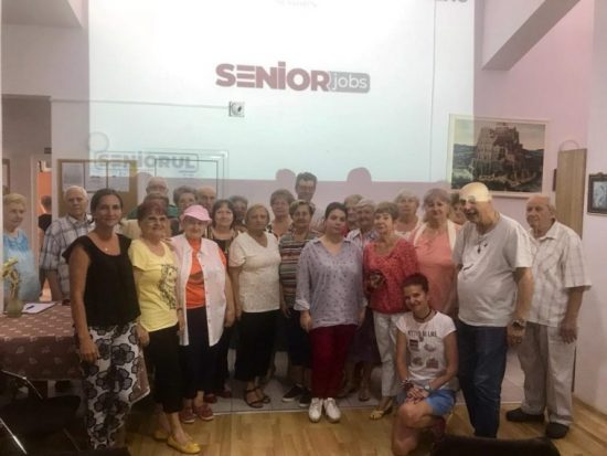 SeniorJobs pe Seniorul.ro